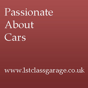 Passionate about Cars